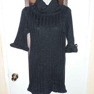 Only - black sweater